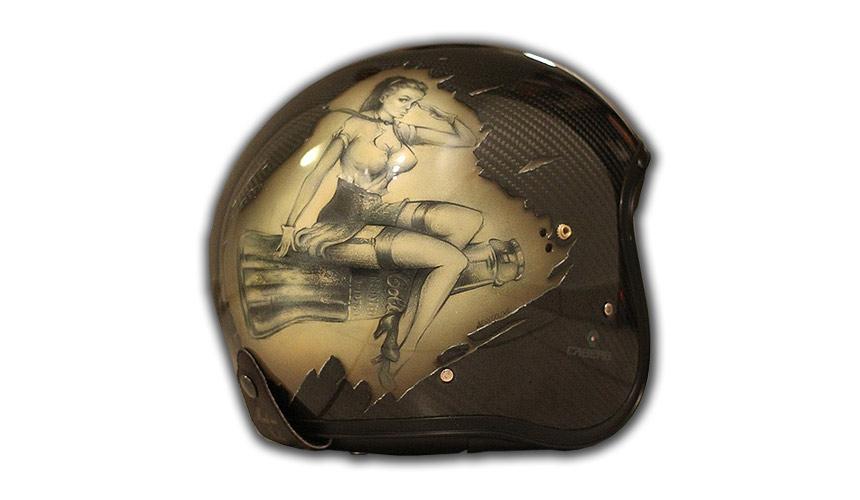 Aerografia, airbrush, custom, paint, Harley Davidson, caschi, moto, auto, disegni, drawing, disegni, arte, ritratti, aerografo, Trento, helmet, frankfurt